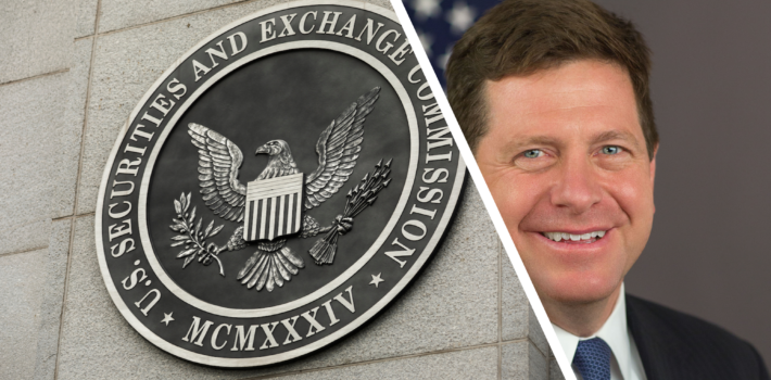 The SEC on a new regulatory course after Jay Clayton's departure?